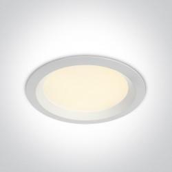 One Light Lampa LED do biura z regulacją Ennato 10130UV/W IP44