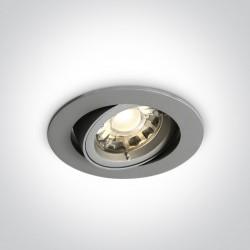 One Light Wpust regulowany szary Troodos 11105CGU/G
