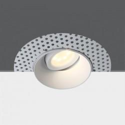 One Light Wpust regulowany do zabudowy biały Cholargos 11105UTR/W