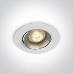 One Light Lampa LED zestaw pierścieni Egaleo 11106KD/W