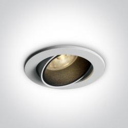 One Light Wpust LED wymienne pierścienie Lamia 11107K/W/W