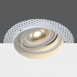 One Light Wpust biały do zabudowy kuchnia Patras 11110ATR/W