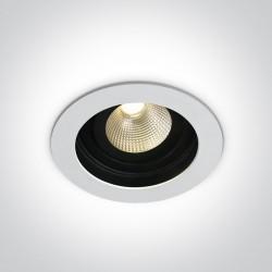 One Light Lampa LED do sklepu hotelu Kirikos 11112E/W/EW