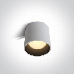 One Light Lampa LED do każdego pomieszczenia Plomari 121047LD/W/W