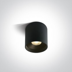 One Light Lampa sufitowa uniwersalna Karas 12108C/B/W