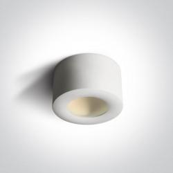 One Light Lampa LED ukryte światło Tespies 12108FD/W/W
