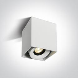One Light Lampa sufitowa regulowana Samarina 12108XA/W/W