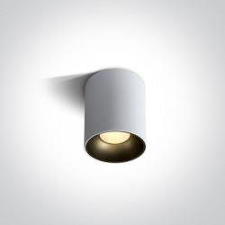 One Light Lampa sufitowa loft retro styl Trizin 12112Z/W/W