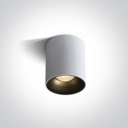One Light Lampy sufitowe retro styl Trizin 2 12120Z/W/W