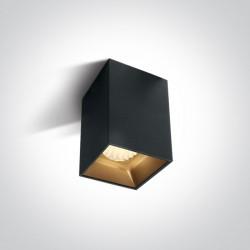 One Light Nowoczesna lampa LED loft Sofades 2 12120ZA/B/W
