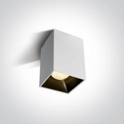 One Light Nowoczesna lampa LED loft Sofades 2 12120ZA/W/W
