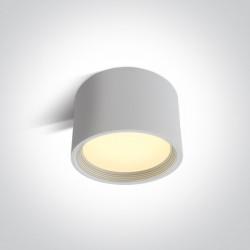One Light Lampa LED duże biuro Tasos 2 12125L/W/W
