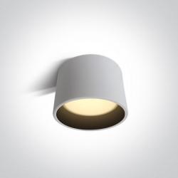 One Light Lampa LED do biura Plomari 3 12125LD/W/W