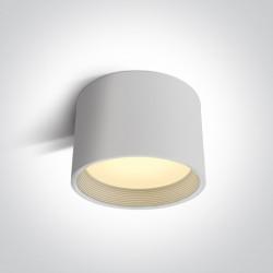 One Light Lampa biuro mieszkanie Tasos 3 12135L/W/W