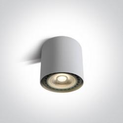 One Light Lampa tuba loft Naksos 12144/W