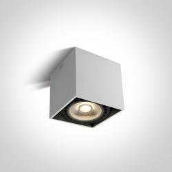 One Light Lampa miejski styl Koufonisi 12144/W