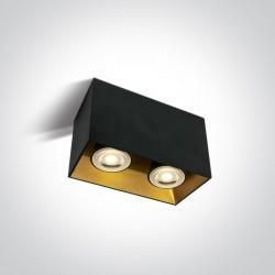 One Light Lampa podwójna Sinasos 2 12205TA/B