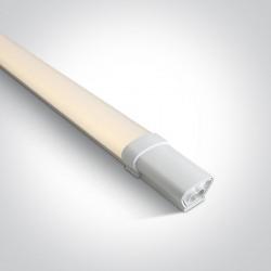 One Light Lampa przemysłowa LED 66.5cm Poros 38118LC/W IP65