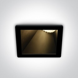 One Light ozdobny wpust salon Bevera 50105MA/B/B