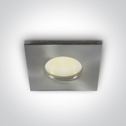 One Light wpust LED do łazienki Zefiria 50105R/MC IP44