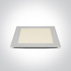 One Light wpust przemysłowy cienki Maragkas 50122FA/W/W
