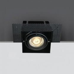 One Light wpust do zabudowy Stefania 51010TR/B