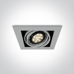 One Light wpust LED regulowany oprawa Korifi 51110/G