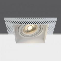 One Light wpust LED biały Limani 51110ATR/B