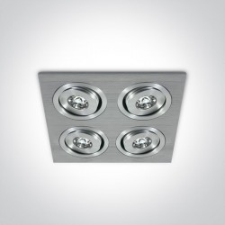 One Light wpust LED x4 Neochori 4 51401AL/D/15