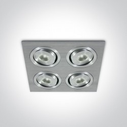 One Light wpust LED x4 Neochori 4 51401AL/D/35