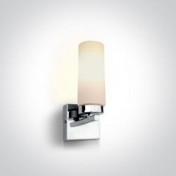 One Light kinkiet łazienkowy chrom Anavra 60106/C IP44