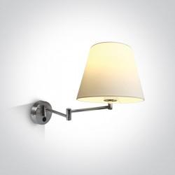 One Light lampa w stylu hotelowym Lakka 61046/MC