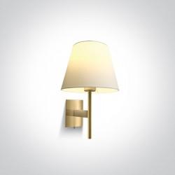 One Light lampa ścienna w stylu hotel Raiko 61076/BBS