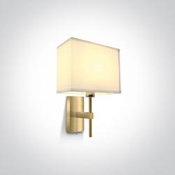 One Light lampa ścienna w stylu hotel Dikorfo 61078/BBS