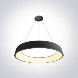 One Light plafon wiszący Pteri 62142NB/AN/W