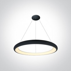 One Light wiszący plafon Kedros 62144NB/B/W