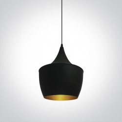 One Light designerska lampa wisząca Kappas 63044/B/BS