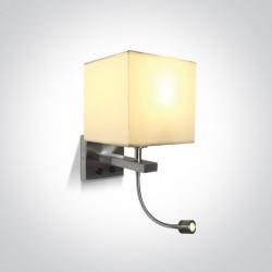 One Light lampa dekoracyjna hotel Nomi 65138/MC/W