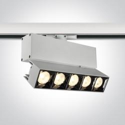 One Light reflektor na szynę do sklepu Iperia 65506BT/B/W