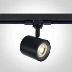 One Light reflektor na szynę Arni 65520T/B