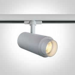 One Light reflektor LED z regulacją wiązki Stekoula 65650T/W/W