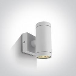 One Light kinkiet biały Lido K2 67130/W IP54