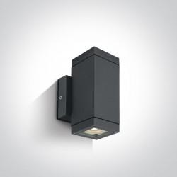 One Light kinkiet zewnętrzny Avoros K2 67130A/AN IP54