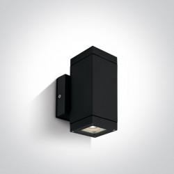 One Light kinkiet zewnętrzny Avoros K2 67130A/B IP54