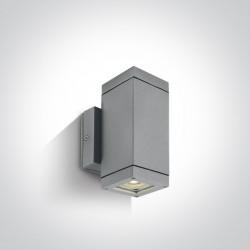 One Light kinkiet zewnętrzny Avoros K2 67130A/G IP54