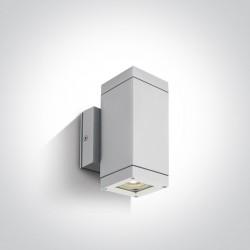 One Light kinkiet zewnętrzny Avoros K2 67130A/W IP54