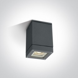 One Light lampa sufitowa sześcian Avoros S 67130D/AN IP54