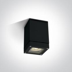 One Light lampa sufitowa sześcian Avoros S 67130D/B IP54