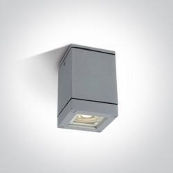 One Light lampa sufitowa sześcian Avoros S 67130D/G IP54