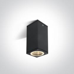 One Light lampa sufitowa kostka Zovo R 67130DD/AN IP54